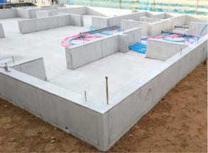 地震に強いベタ基礎工法